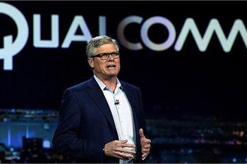 CEO Qualcomm nói gì sau khi đình chiến với Apple?