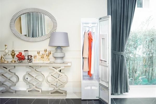 LG ra mắt tủ chăm sóc quần áo thông minh giá 50 triệu đồng