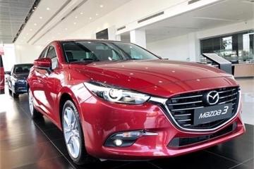 Mazda3 tăng giá 10 triệu đồng, thêm ghế lái chỉnh điện ở tất cả các phiên bản