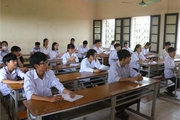 Lịch thi vào lớp 10 năm 2019 ở Thái Bình