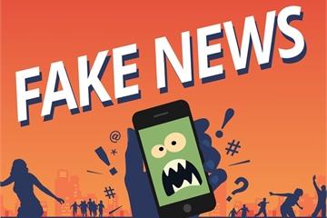 Bộ Công an: Tin giả đang là vấn nạn nhức nhối trên mạng xã hội tại Việt Nam