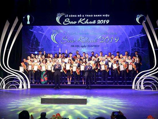 Đã có hơn 150 đề cử đăng ký chương trình danh hiệu Sao Khuê năm 2020