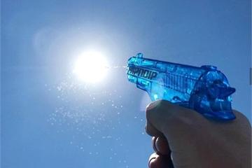 'Trời nắng nóng thì làm gì' và câu trả lời của dân mạng
