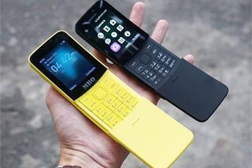 """Ứng dụng WhatsApp chính thức có mặt trên """"quả chuối"""" Nokia 8110"""