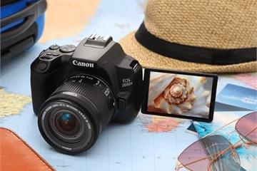 Canon ra mắt tân binh EOS 200D II, giá 16,5 triệu đồng