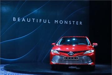 Toyota Camry 2019 chính thức chốt giá cao nhất 1,23 tỷ đồng tại thị trường Việt Nam