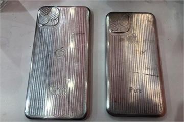 Lộ hình ảnh đầu tiên về iPhone XI và iPhone XI Max