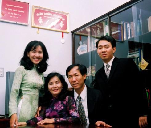 Chân dung TGĐ Go-Viet Lê Diệp Kiều Trang: Cựu nữ sinh chuyên Lê Hồng Phong giành học bổng Oxford, bỏ việc ở McKinsey để cùng chồng gây dựng startup trị giá 260 triệu USD - Ảnh 1.
