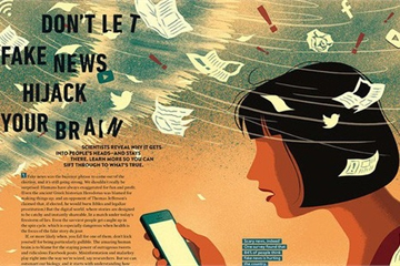 Fake News: Chúng đầu độc não bộ của chúng ta như thế nào và đây là cách để tránh