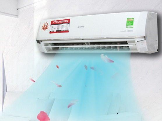 Hướng dẫn sử dụng remote máy lạnh Sharp cho các dòng