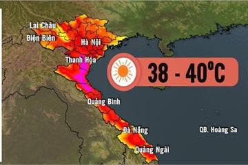 Báo Mỹ xác nhận Việt Nam vừa đạt mốc nhiệt độ kỷ lục, mới tháng Tư mà đã nóng 43 độ C