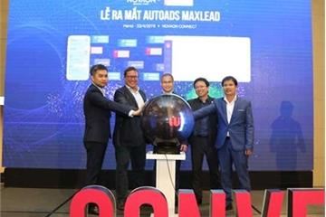 Novaon AutoAds ra mắt sản phẩm AutoAds Maxlead tăng hiệu quả quảng cáo cho khách hàng