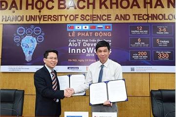 """Lần đầu tiên cuộc thi phát triển ứng dụng """"AIoT Developer InnoWorks"""" được tổ chức tại Việt Nam"""