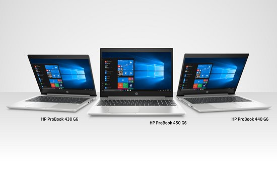 HP ProBook 400 series G6 – Hiện đại, ổn định, giá thành hợp lý