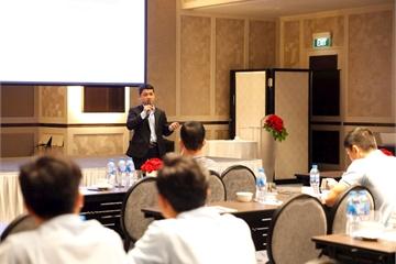 CMC SISG giới thiệu mô hình dịch vụ quản lý toàn bộ hạ tầng CNTT đến các khách hàng