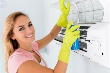 Hướng dẫn vệ sinh điều hòa tại nhà