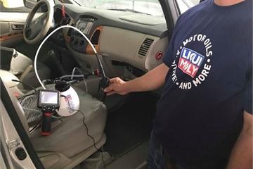Hướng dẫn cách vệ sinh điều hòa ô tô