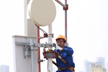 Sau Viettel và MobiFone, Bộ TT&TT đã cấp phép cho VNPT thử nghiệm 5G tại Hà Nội và TP Hồ Chí Minh