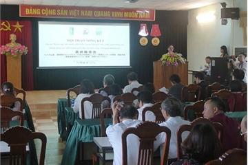 Thử nghiệm giáo dục ICT để nâng cao năng lực cho người khiếm thị