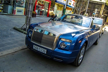 Những siêu xe có giá tính phí trước bạ cao nhất VN, cao nhất 66 tỷ