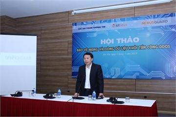 Việt Nam đứng thứ 4 thế giới, thứ nhất Đông Nam Á về nguồn phát tán tấn công DDoS