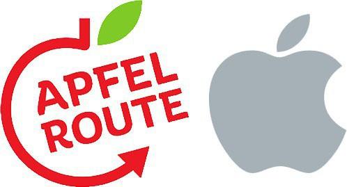 Cho rằng logo của mình bị đạo nhái, Apple thẳng tay kiện một con đường tại Đức - Ảnh 1.