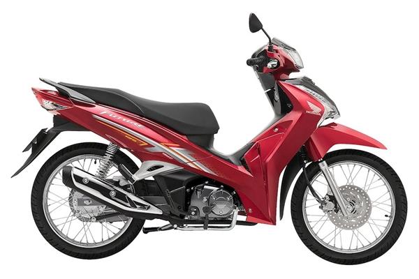 Honda Việt Nam ra mắt xe số Honda Future 2019, giá 31 triệu đồng