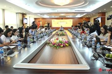 Doanh nghiệp công nghệ Việt sẽ dẫn dắt tiến trình chuyển đổi số quốc gia, xây dựng nền kinh tế số, xã hội số