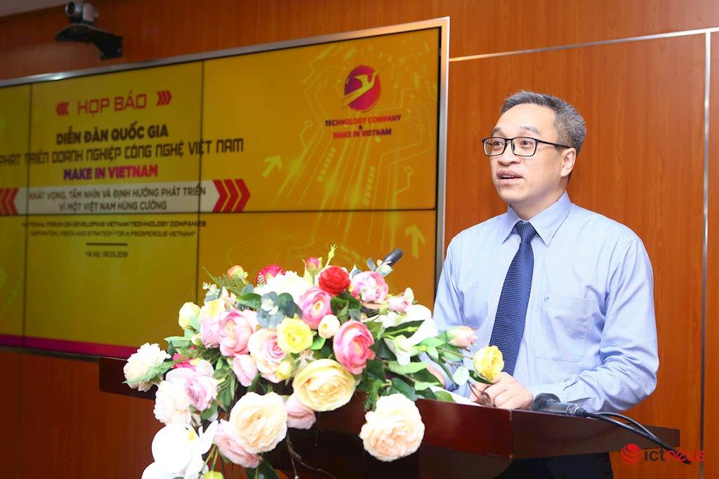 Việt Nam nuôi khát vọng trở thành cường quốc công nghệ| Diễn đàn quốc gia phát triển doanh nghiệp công nghệ Việt Nam lần đầu được tổ chức ngày 9/5 | Tạo động lực phát triển hệ sinh thái các doanh nghiệp công nghệ Việt Nam