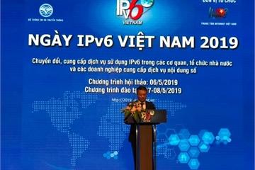 Việt Nam đứng thứ 7 thế giới về triển khai ứng dụng IPv6