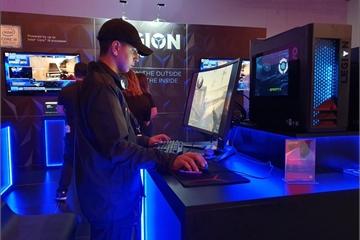 Acer, HP, Lenovo, MSI, Gigabyte trình diễn những máy tính cao cấp nhất chạy Intel Core thế hệ 9