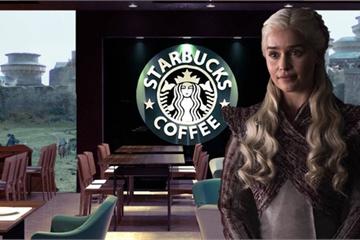 Starbucks tiết kiệm được ít nhất 1 triệu USD quảng cáo nhờ sai lầm ngớ ngẩn của phim Game of Thrones