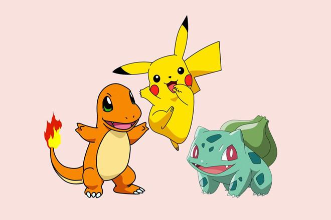 Choi Pokemon tu nho giup ban co mot 'vung nao dac biet' hinh anh 1