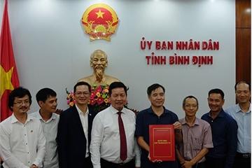 FPT được chấp thuận đầu tư Tổ hợp Giáo dục – Trí tuệ nhân tạo quy mô lớn tại Bình Định