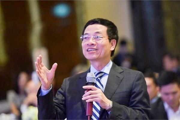 """Góc nhìn lạ đằng sau """"Make in Vietnam"""" của Bộ trưởng Nguyễn Mạnh Hùng"""