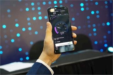 Viettel sử dụng điện thoại Oppo để thử nghiệm 5G đầu tiên tại Việt Nam