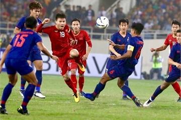 Lịch bóng đá King's Cup 2019 của Đội tuyển Việt Nam