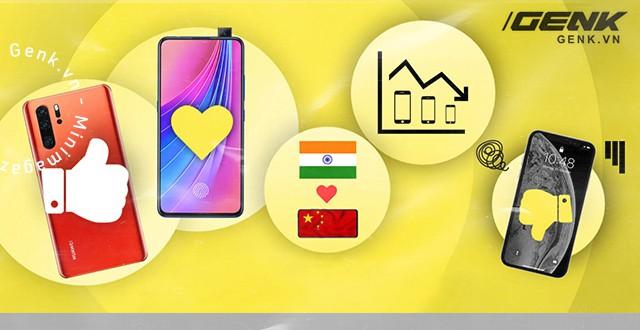 Trên thế giới chỉ còn 6 hãng smartphone đáng để nói tới - Ảnh 1.