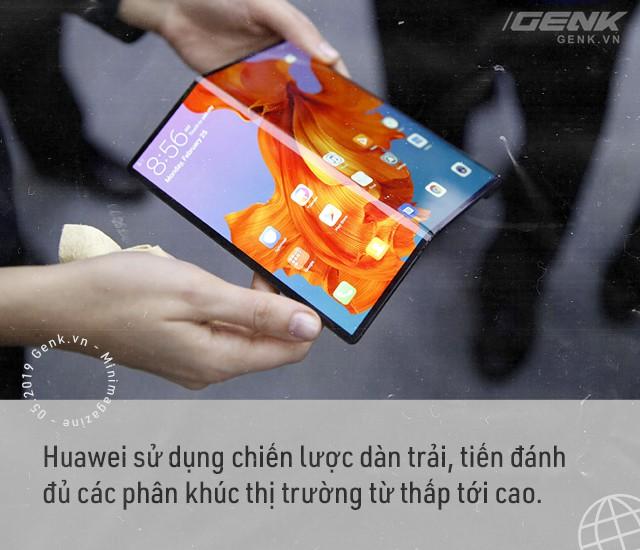 Trên thế giới chỉ còn 6 hãng smartphone đáng để nói tới - Ảnh 6.
