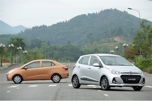 Hyundai Accent sụt giảm, Grand i10 lại là xe bán chạy nhất của Hyundai