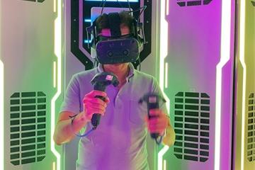 Game thực tế ảo quy mô lớn đầu tiên của Việt Nam ra mắt