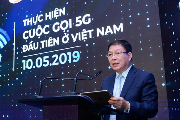 """Chủ tịch Viettel: """"Việt Nam đã ghi tên vào những quốc gia thử nghiệm 5G sớm nhất thế giới"""""""