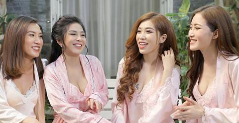 Web drama tràn ngập cảnh khoe thân và những hot girl tai tiếng