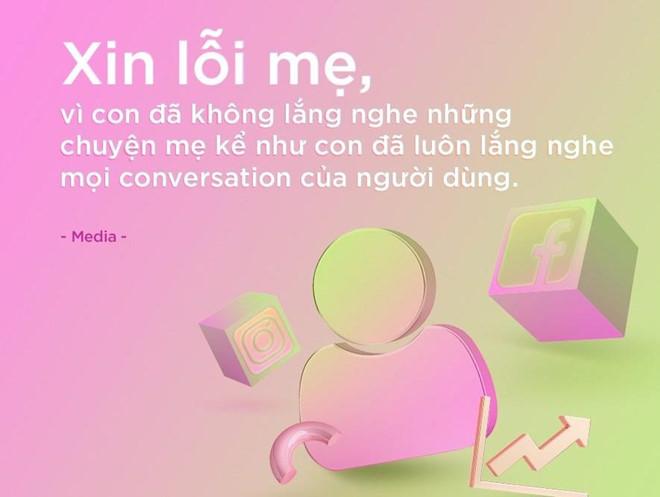 Bo anh 'Xin Loi Me' cua dan agency VN gay bao mang hinh anh 2