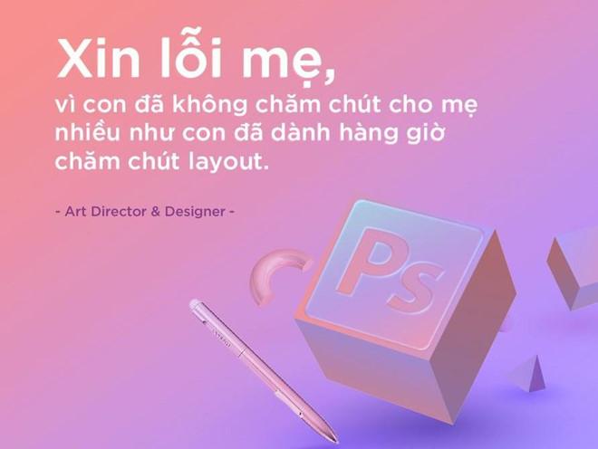Bo anh 'Xin Loi Me' cua dan agency VN gay bao mang hinh anh 1