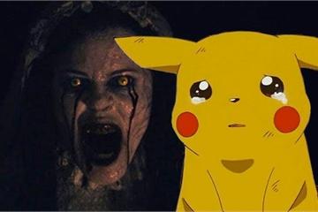 Đi xem Pikachu gặp phim kinh dị, hàng trăm trẻ khóc thét tại rạp