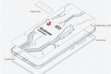 """Asus ZenFone 6 xác nhận cấu hình khủng: camera 48 """"chấm"""", pin 5.000mAh, Snapdragon 855"""