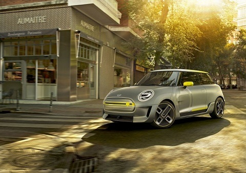 Top 10 mẫu xe điện thú vị nhất trong tương lai