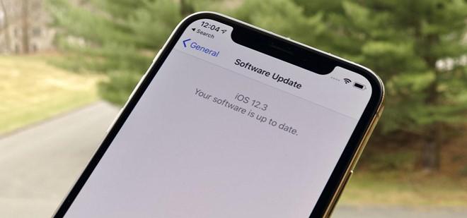 Doi iOS 13, nguoi dung VN da co the tai ban 12.3 hinh anh 1