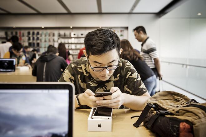 iPhone nam trong 'danh sach den' hang Trung Quoc bi My danh thue nang hinh anh 1